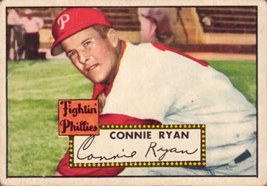 1952 Topps      107     Connie Ryan