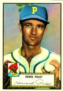 1952 Topps      063      Howie Pollet