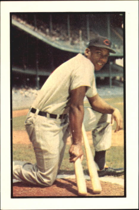 1953 Bowman Color       104     Luke Easter