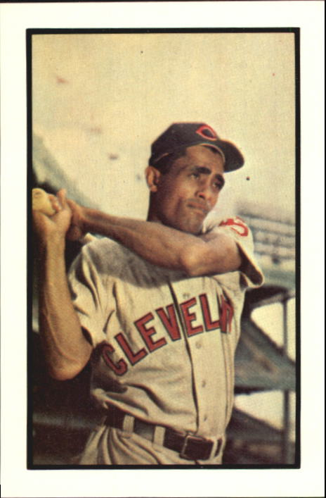 1953 Bowman Color       086      Harry Simpson