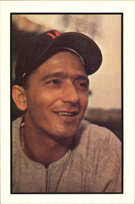 1953 Bowman Color       089      Sandy Consuegra