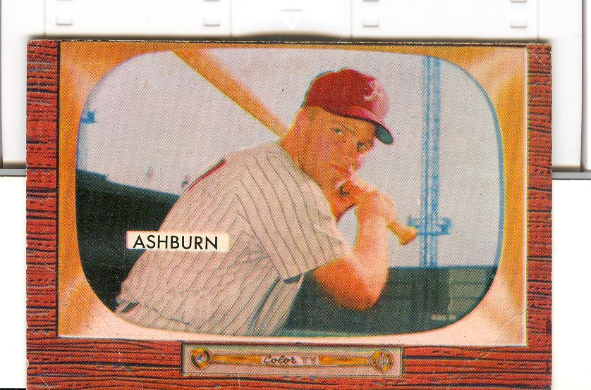 1955 Bowman     130     Richie Ashburn