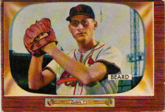 1955 Bowman     206     Ralph Beard RC