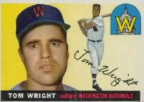 1955 Topps      141     Tom Wright