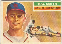 1956 Topps      062      Hal Smith