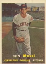 1957 Topps      008       Don Mossi