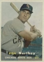 1957 Topps      031      Ron Northey