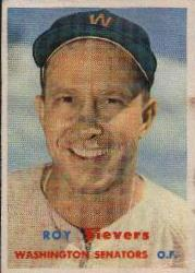 1957 Topps      089      Roy Sievers