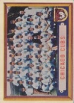 1957 Topps      183     Chicago Cubs TC