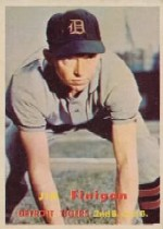 1957 Topps      248     Jim Finigan