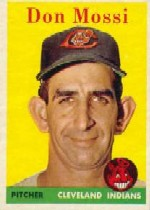 1958 Topps      035A     Don Mossi
