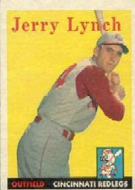 1958 Topps      103     Jerry Lynch