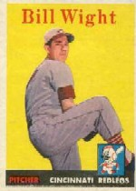 1958 Topps      237     Bill Wight