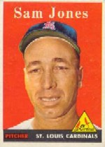 1958 Topps      287     Sam Jones