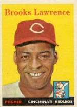 1958 Topps      374     Brooks Lawrence