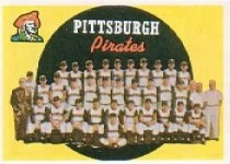 1959 Topps Baseball Cards      528     Pittsburgh Pirates CL