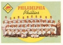 1959 Topps Baseball Cards      008       Philadelphia Phillies CL