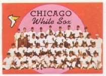1959 Topps Baseball Cards      094      Chicago White Sox CL