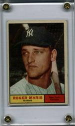 1961 Topps Baseball Cards      002       Roger Maris