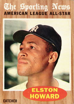 1962 Topps      473     Elston Howard AS