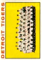 1964 Topps Baseball Cards      067      Detroit Tigers TC