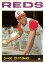 1964 Topps Baseball Cards      072      Chico Cardenas