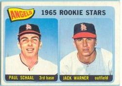 1965 Topps Baseball Cards      374     Rookie Stars-Jose Cardenal RC-Dick Simpson