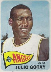 1965 Topps Baseball Cards      552     Julio Gotay