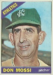 1966 Topps Baseball Cards      074      Don Mossi