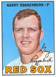 1967 Topps Baseball Cards      429     Garry Roggenburk