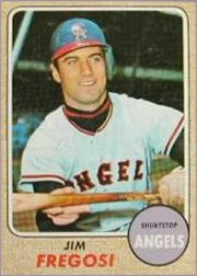 1968 Topps Baseball Cards      170     Jim Fregosi