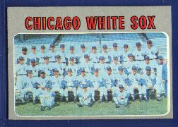 1970 Topps Baseball Cards      501     Chicago White Sox TC