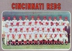 1970 Topps Baseball Cards      544     Cincinnati Reds TC