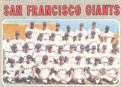 1970 Topps Baseball Cards      696     San Francisco Giants TC