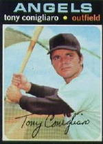 1971 Topps Baseball Cards      105     Tony Conigliaro