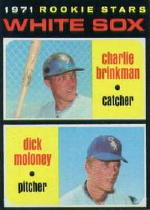 1971 Topps Baseball Cards      013      Charlie Brinkman RC/Dick Moloney RC