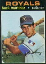 1971 Topps Baseball Cards      163     Buck Martinez
