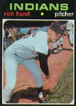 1971 Topps Baseball Cards      024      Rich Hand RC