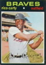 1971 Topps Baseball Cards      270     Rico Carty