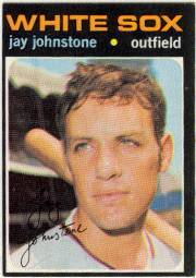1971 Topps Baseball Cards      292     Jay Johnstone