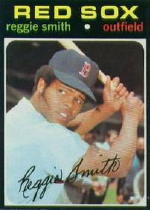 1971 Topps Baseball Cards      305     Reggie Smith