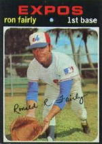 1971 Topps Baseball Cards      315     Ron Fairly