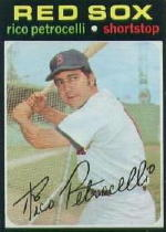 1971 Topps Baseball Cards      340     Rico Petrocelli