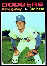 1971 Topps Baseball Cards      341     Steve Garvey RC