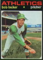 1971 Topps Baseball Cards      356     Bob Locker
