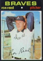 1971 Topps Baseball Cards      359     Ron Reed