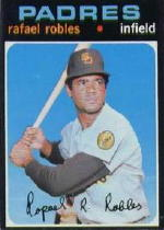 1971 Topps Baseball Cards      408     Rafael Robles