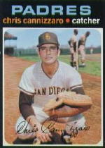 1971 Topps Baseball Cards      426     Chris Cannizzaro