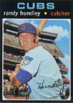 1971 Topps Baseball Cards      592     Randy Hundley