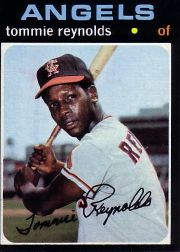 1971 Topps Baseball Cards      676     Tommie Reynolds